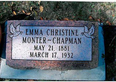 chapman_bevel_headstone_-_marker